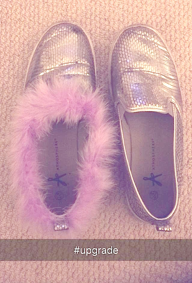 fluff shoes 10