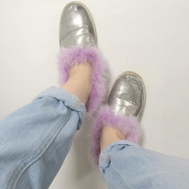 fluff shoes 2