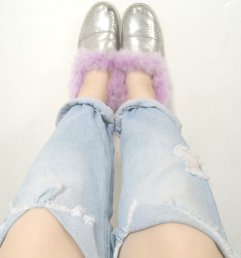 fluff shoes 6
