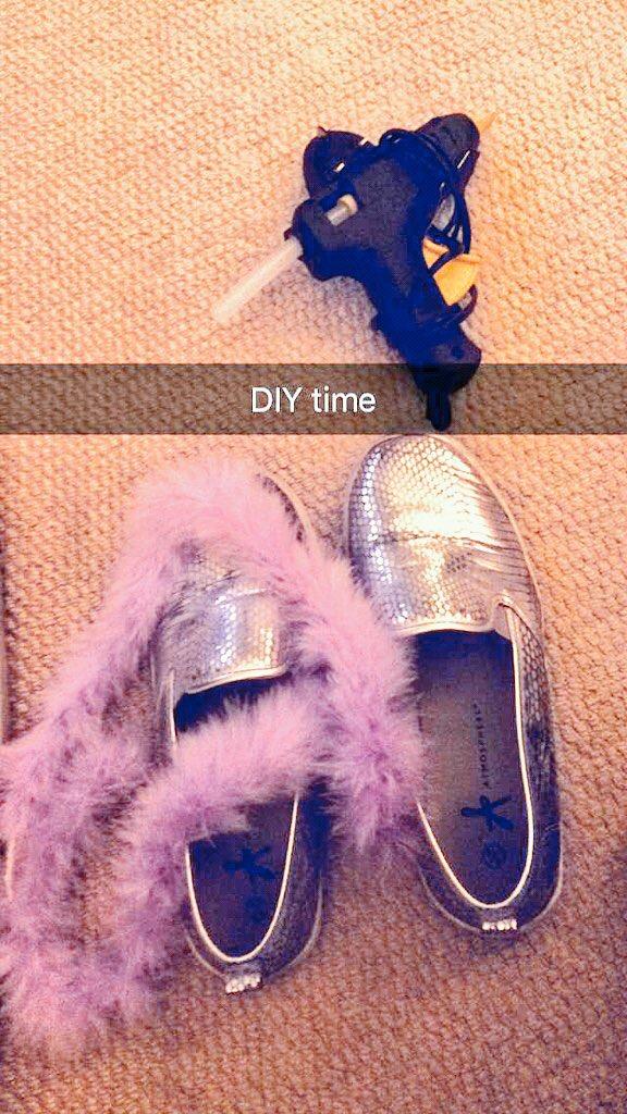 fluff shoes 7