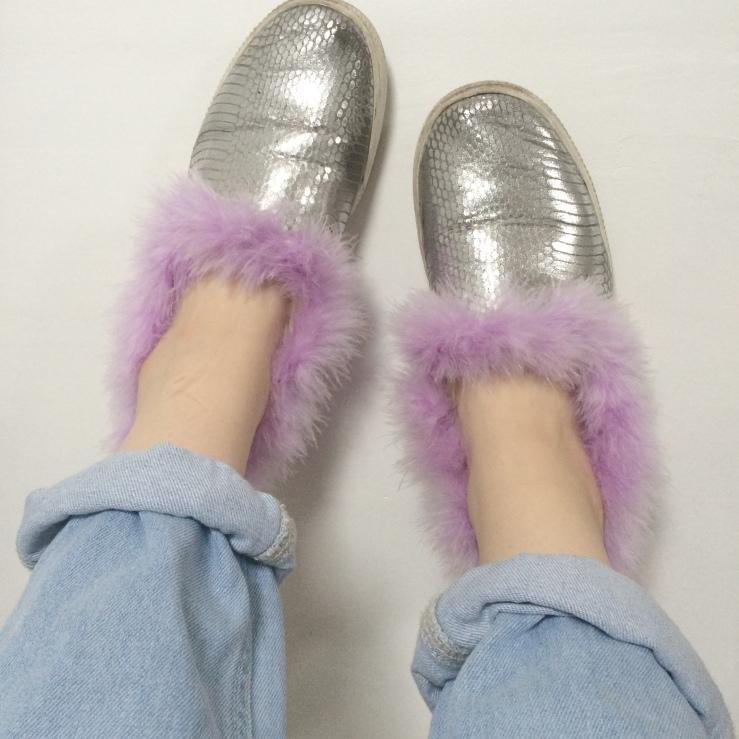 fluff shoes 8