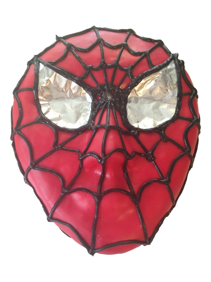 spiderman cake 01