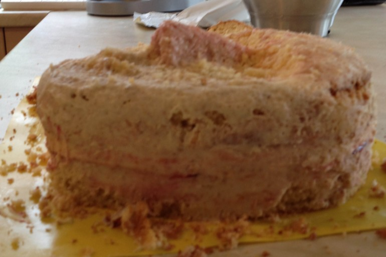 spiderman cake 03