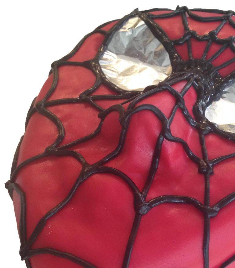 spiderman cake 06