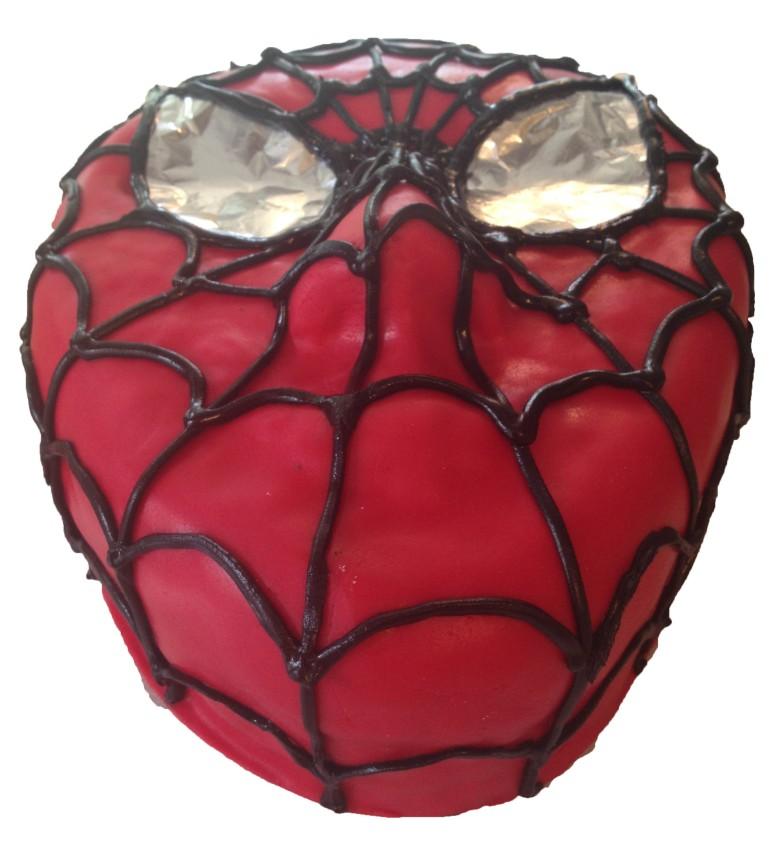 spiderman cake 07