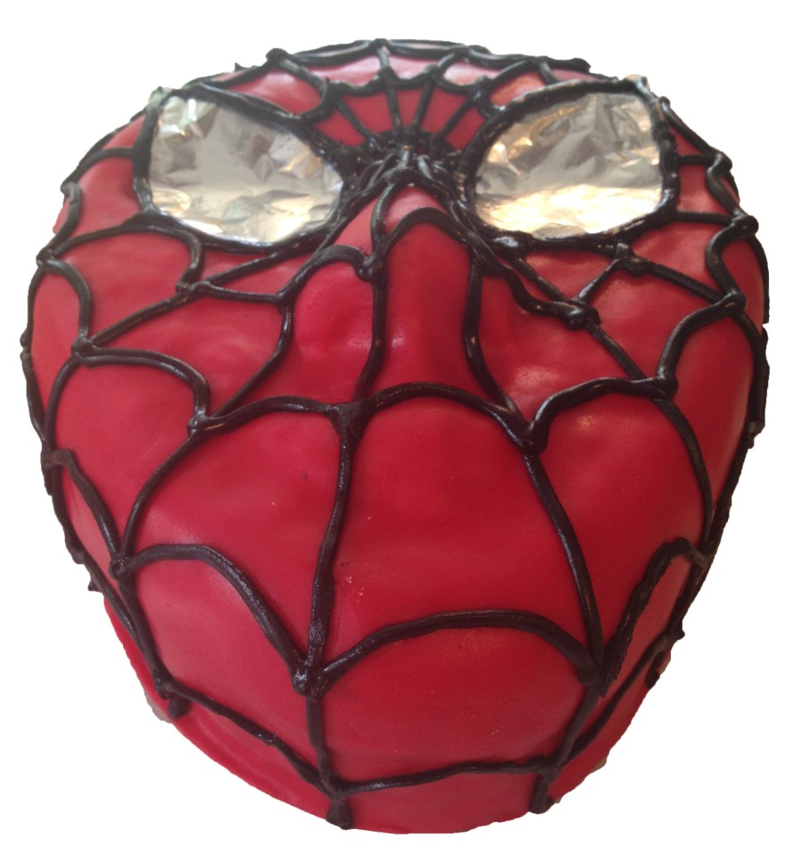 spiderman cake 07