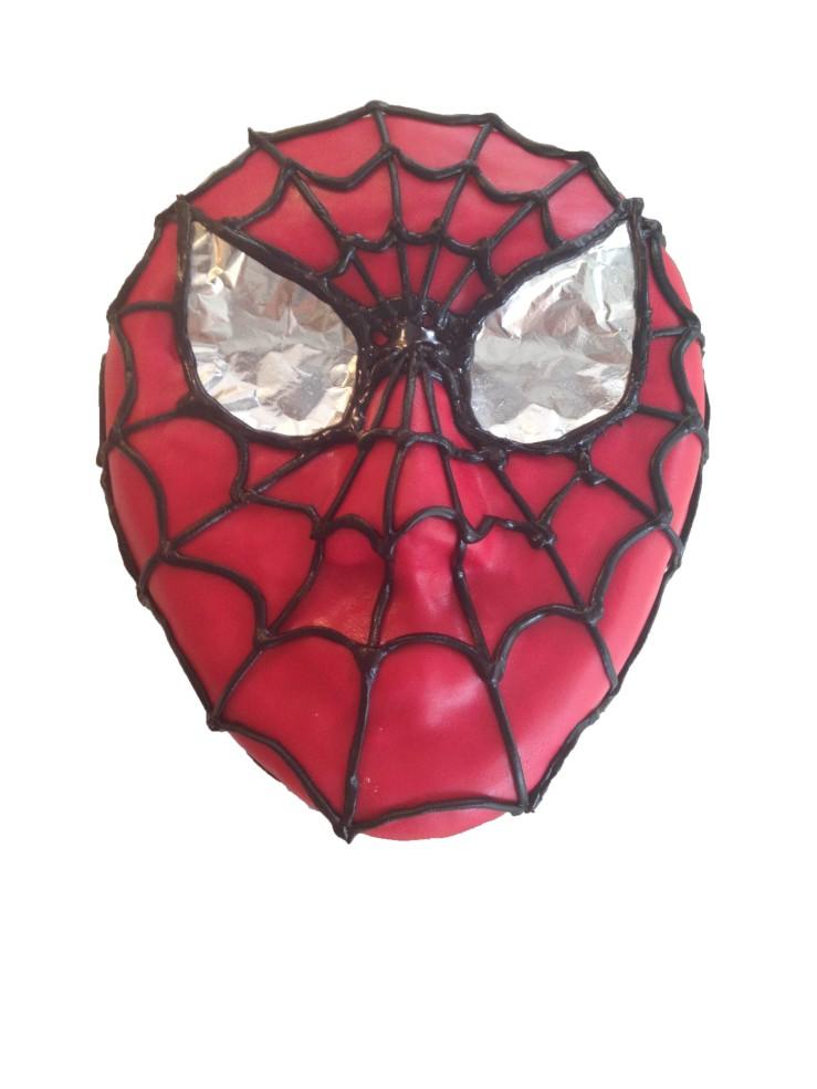 spiderman cake 08